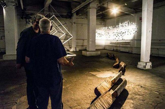 6 бієнале сучасного мистецтва в Москві