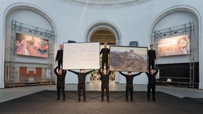 6 бієнале сучасного мистецтва