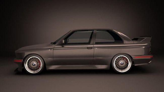Фото - BMW 3 серії (БМВ Е30): технічні характеристики і фото