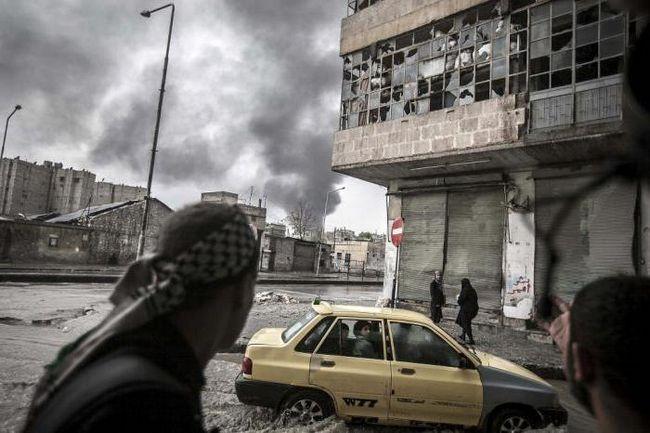 Фото - Бойові дії в Сирії: причини і наслідки