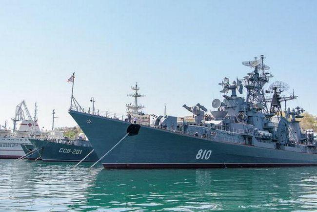 Фото - Великий протичовновий корабель