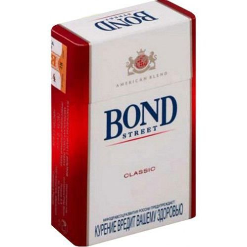 Фото - Bond - сигарети, яких могло не бути