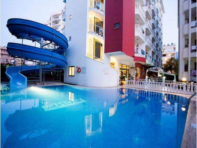 туреччина готель bone club hotel svs 4