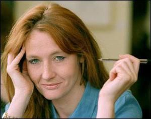 Британська письменниця Джоан Роулінг біографія