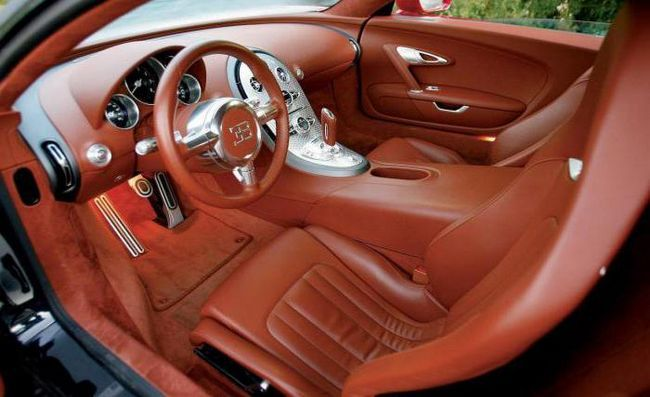 bugatti veyron обзор характеристики