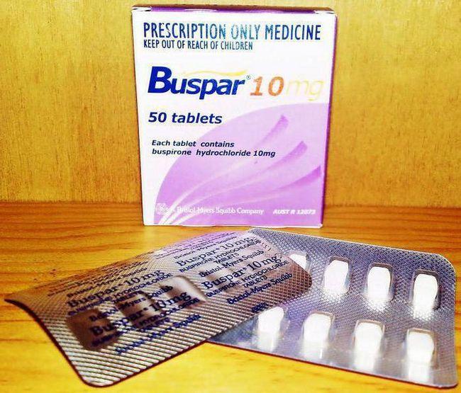 буспірон 10 мг відгуки