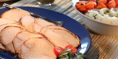 буженина в домашніх умовах зі свинини