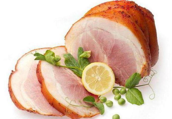 буженина варена в домашніх умовах зі свинини