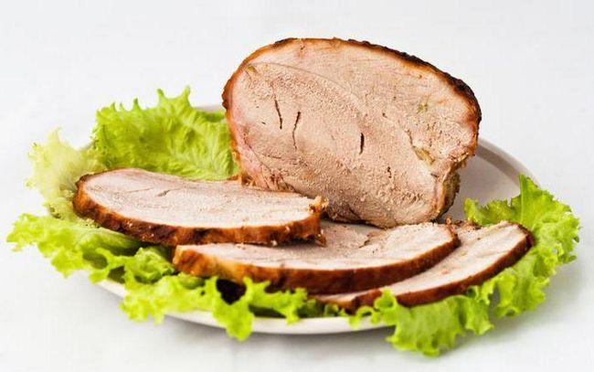 приготування буженини зі свинини в домашніх умовах