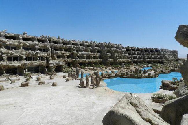 Фото - Caves Beach Resort 5 * (Хургада, Єгипет): опис, фото, відгуки туристів