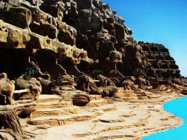 caves beach resort hurghada 5