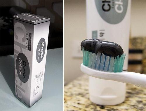 charcle зубна паста