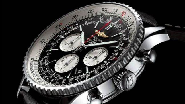 швейцарський годинник Breitling