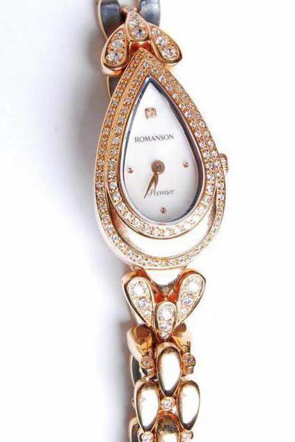 Фото - Годинники Romanson - ідеальне поєднання стилю та елегантності