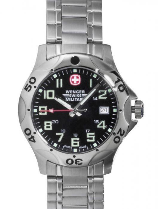 наручний годинник Swiss Military