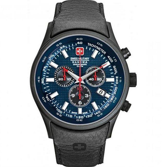 чоловічий годинник Swiss Military відгуки