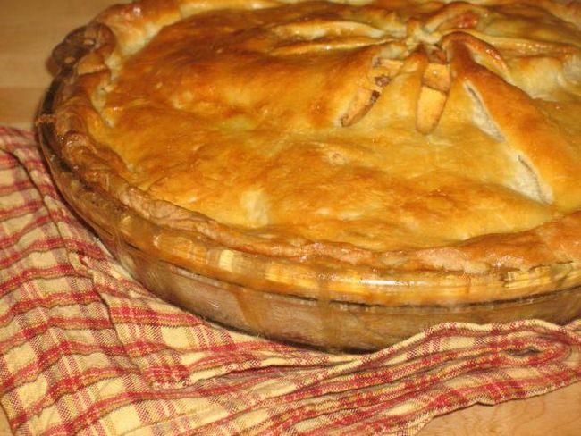 Чим змастити пиріг для корочки