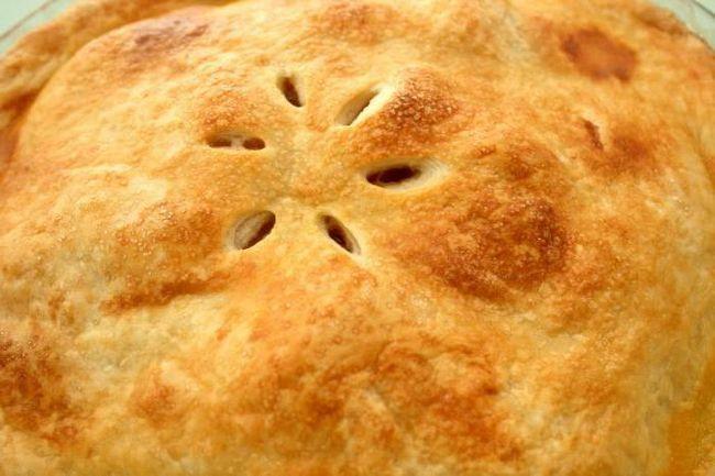 Чим змастити пироги перед випічкою