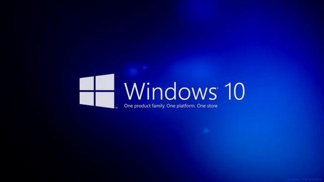чиста установка windows 10 після поновлення