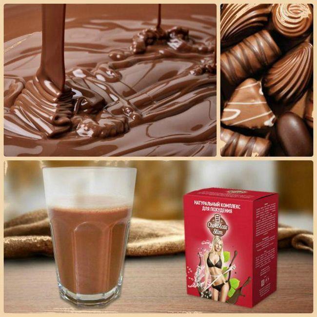 Фото - Chocolate Slim - натуральний комплекс для схуднення: відгуки, інструкція із застосування, склад, протипоказання