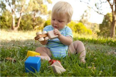заняття з дитиною в 1 рік