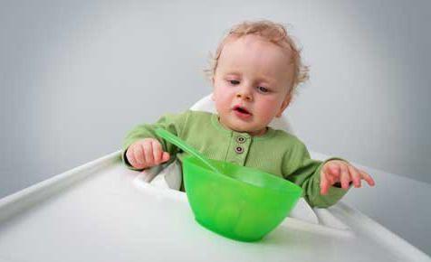 харчування дитини в 1 рік меню