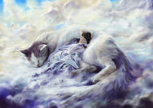 уві сні приснився сон