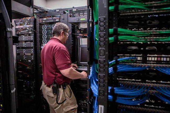 адміністрування локальних мереж