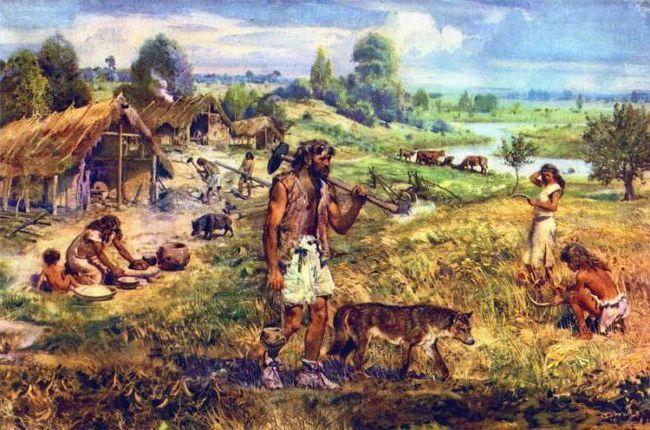 Історія землеробства