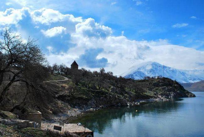 Фото - Чудове озеро Ван. Туреччина