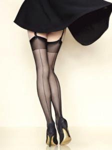 панчохи під коротке плаття