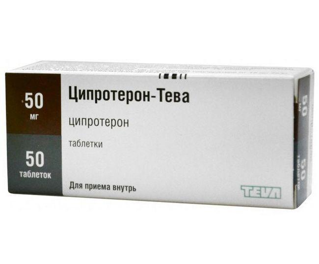 ципротерон ацетат