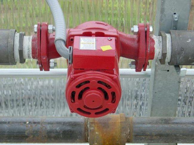 насос циркуляційний для систем опалення характеристики