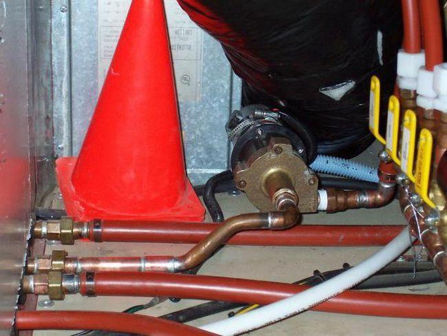 вибір циркуляційного насоса для системи опалення