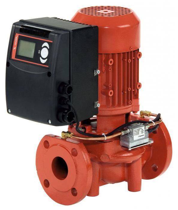 насос циркуляційний для систем опалення установка