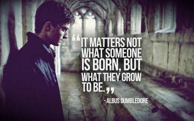 цитати Дамболдор з Гаррі Поттера