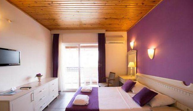 туреччина готель club turtas beach hotel 4