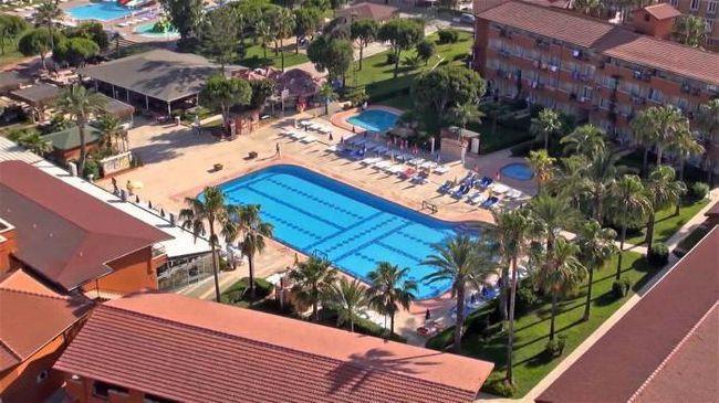 club turtas beach hotel 4 фото