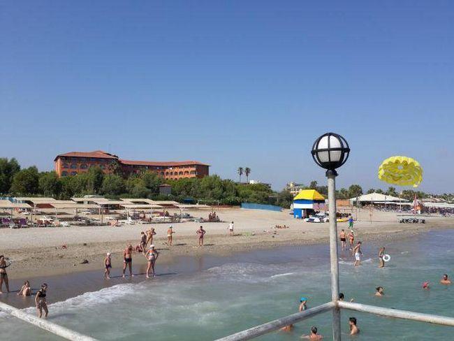 club turtas beach hotel 4 тури