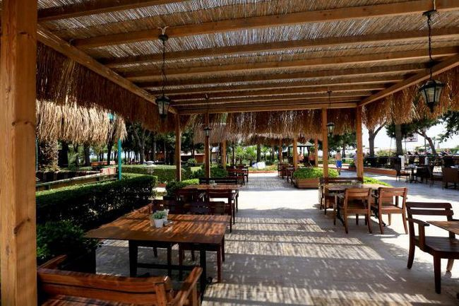готель club turtas beach hotel 4