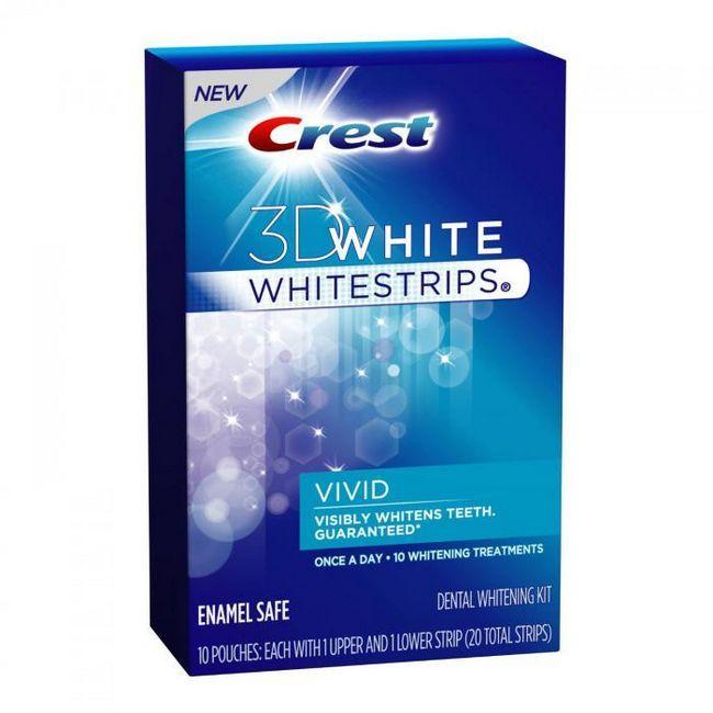 3d crest white смужки. Відгуки