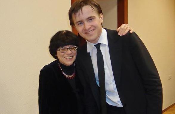 Данило Трифонов піаніст