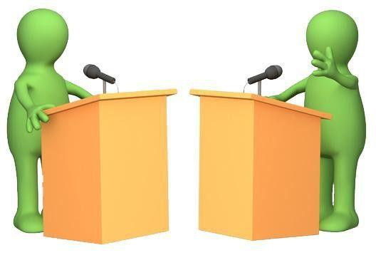 Фото - Дебати - що таке і як правильно називаються їх учасники?