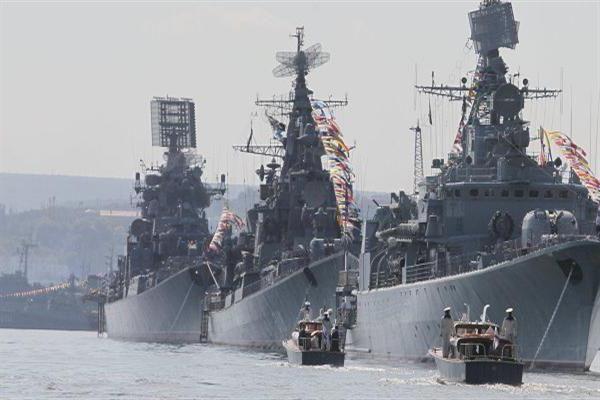 Фото - День Балтійського флоту - свято найстарішого флоту країни
