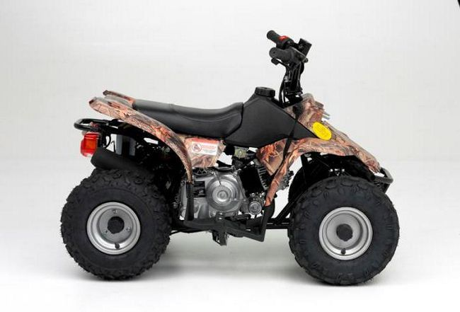 дитячий квадроцикл на бензині motax х
