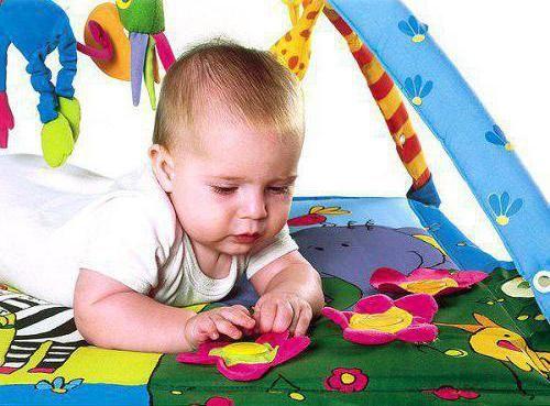 Фото - Дитячі розвиваючі килимки Tiny Love: опис популярних моделей