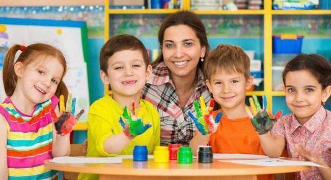 розвага для дітей у дитячому садку