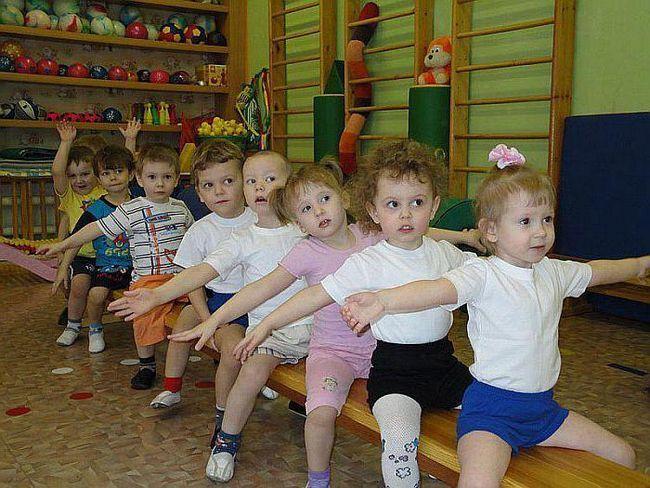 свята і розваги в дитячому садку