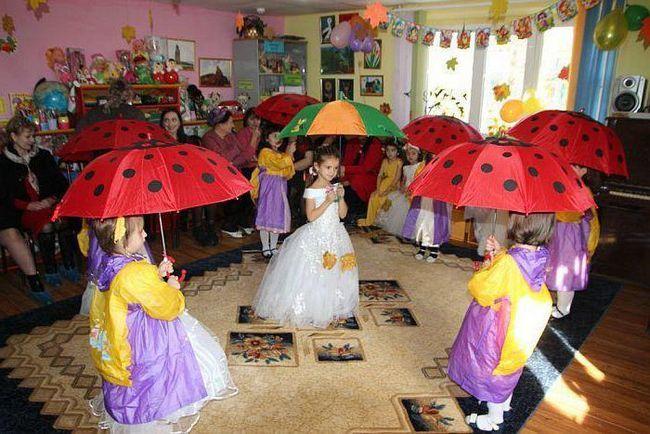 сценарії свят і розваг у дитячому садку