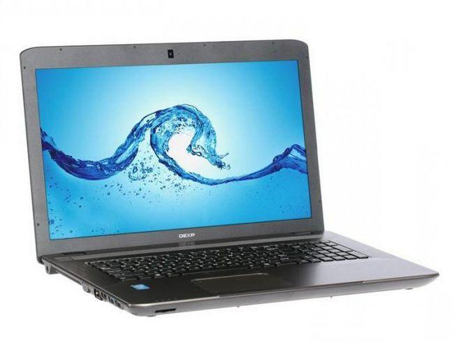 ноутбуки DEXP aquilon відгуки